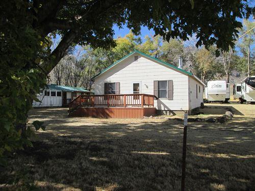 Eagleville CA Home 4 Acres : Eagleville : Modoc County : California