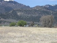 Surprise Valley Ranch For Sale : Lake City : Modoc County : California
