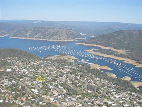 Lake Oroville Building Lots, Two : Oroville : Butte County : California