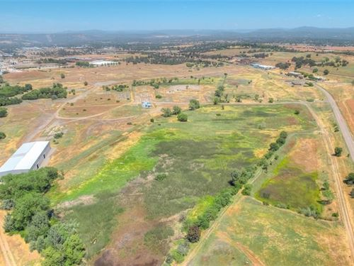 Industrial Lot 6.77 Acres Oroville : Oroville : Butte County : California