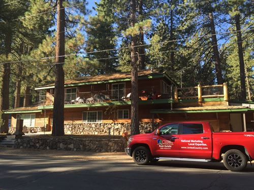 Northern CA Home in Lake Tahoe : South Lake Tahoe : El Dorado County : California