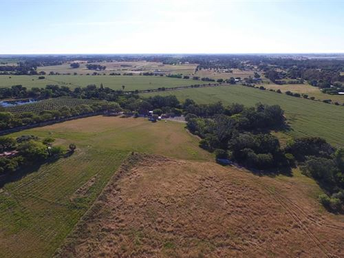 Vacaville, CA Acreage Land For Sale : Vacaville : Solano County : California
