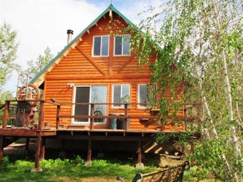 A Frame Home 3 Acres Modoc : Alturas : Modoc County : California