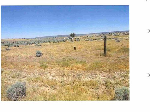 .93 Acre Lot With Well Septic In : Alturas : Modoc County : California