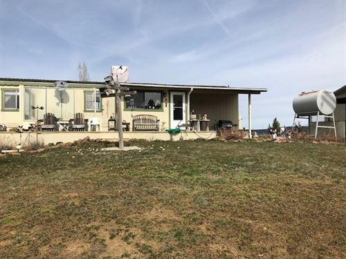 90 Acres With Home in Modoc County : Alturas : Modoc County : California