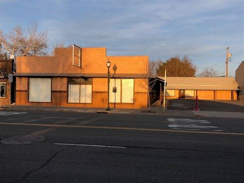 Commercial Building in Alturas, CA : Alturas : Modoc County : California