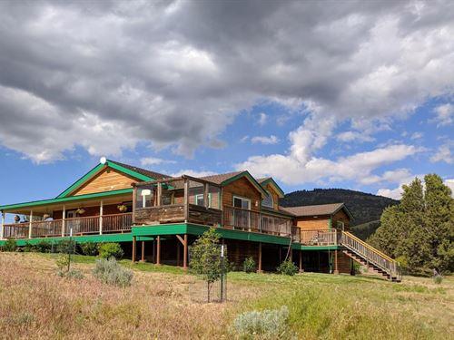 Mountain Home Modoc County CA : Alturas : Modoc County : California