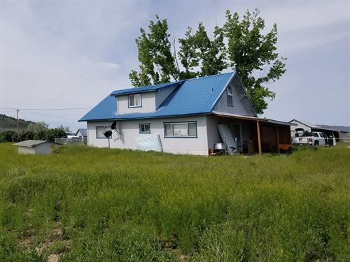 2-Story Country Home 1,110 Sq, Ft : Ravendale : Lassen County : California