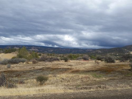 Peaceful 2.5 Acres in Northern Ca : Montague : Siskiyou County : California