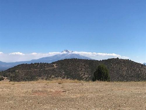 Private Mountain Top Acreage No, CA : Yreka : Siskiyou County : California