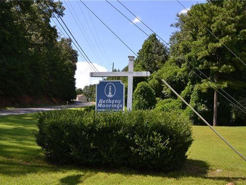 Bethany Moorings Neighborhood : Jasper : Pickens County : Georgia