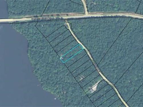 Lakefront Property on Clarks Hill : Lincolnton : Lincoln County : Georgia