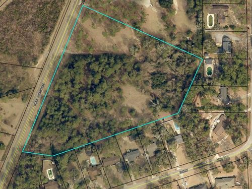 Commercial Land Sylvania, GA 30467 : Sylvania : Screven County : Georgia