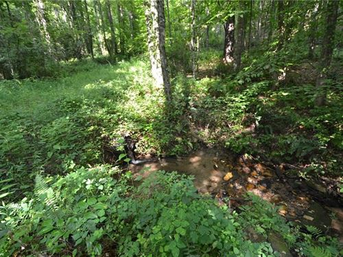 3 Lots 5.29, 11.85 8.95 Acres : Talking Rock : Gilmer County : Georgia