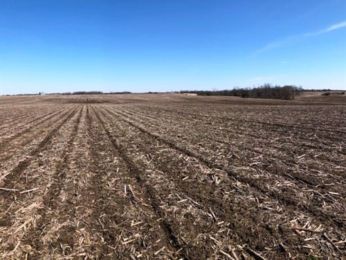 Wapello County Farm Land For Sale : Blakesburg : Wapello County : Iowa