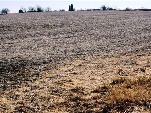 Monroe County Ia, Farm Land : Eddyville : Monroe County : Iowa