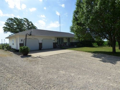 Home For Sale, Monroe County, IA : Eddyville : Monroe County : Iowa