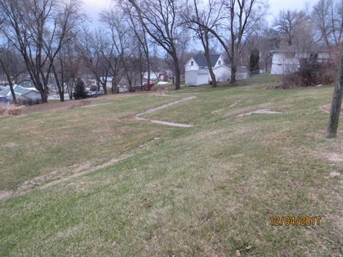 Building Lot Logan Iowa Harrison : Logan : Harrison County : Iowa