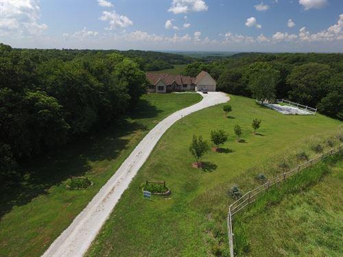 Acreage View Loess Hills, Mondamin : Mondamin : Harrison County : Iowa