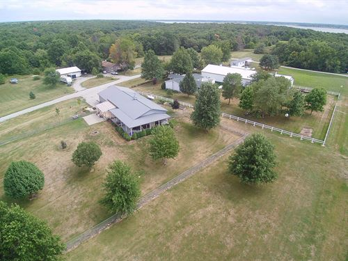 Acreage at Rathbun Lake Iowa : Moravia : Appanoose County : Iowa