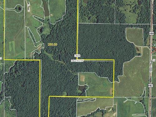Turnkey Recreational/Income : Murray : Clarke County : Iowa