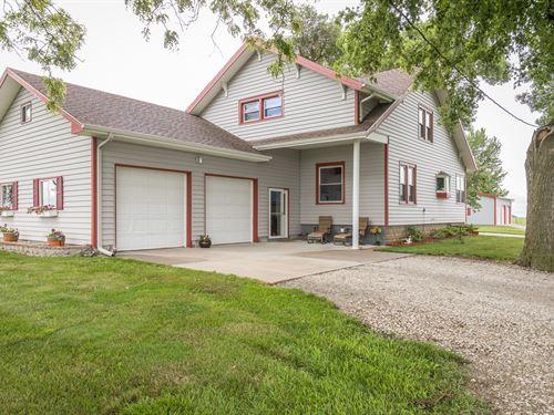 Incredible Acreage Treynor District : Treynor : Pottawattamie County : Iowa