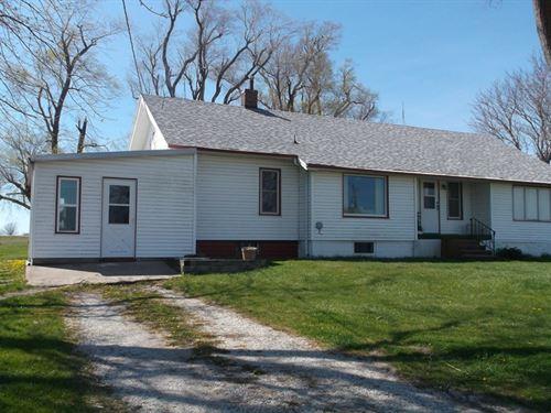 Decatur County Iowa Farm For Sale : Van Wert : Decatur County : Iowa