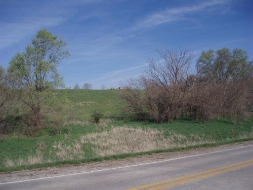 Excellent Building Lot : Silver City : Mills County : Iowa