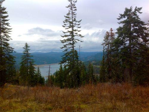 Recreational Land Orofino, Idaho : Orofino : Clearwater County : Idaho