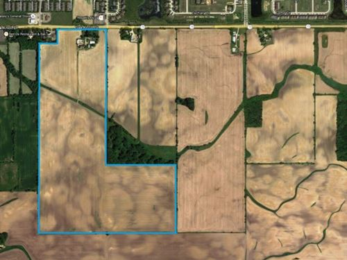 Premium Illinois Land For Sale : Hampshire : Kane County : Illinois