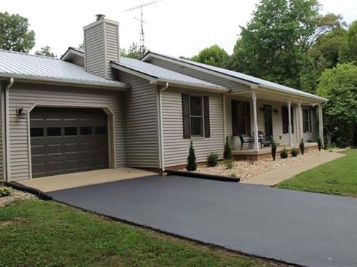 3 Bedroom Home & 5 Acres Bowling : Bowling Green : Warren County : Kentucky