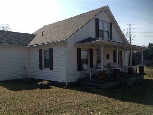 Country Home Acreage Cumberland : Burkesville : Cumberland County : Kentucky