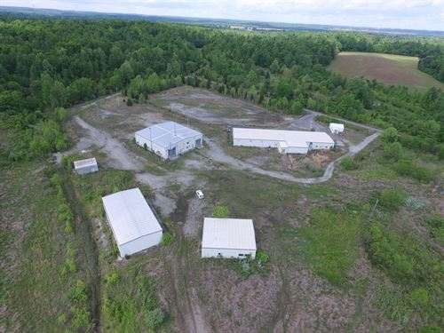 Trucking & Industrial Property : Central City : Muhlenberg County : Kentucky
