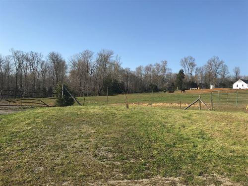 Country Home 7.3 Acres Barren : Glasgow : Barren County : Kentucky
