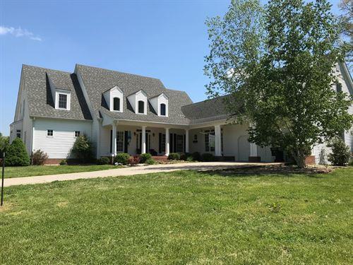 Private Home 15 Acres Barren County : Glasgow : Barren County : Kentucky