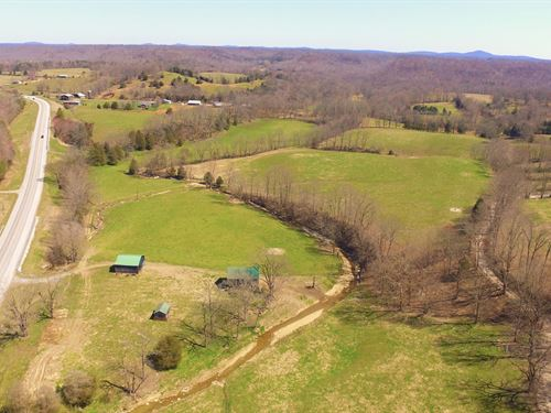 Large Farm Hwy, 127 Frontage, Casey : Liberty : Casey County : Kentucky
