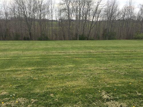 1.16 Acre Building Lot, Easy : Liberty : Casey County : Kentucky