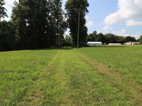Home Building Lots Investment : Liberty : Casey County : Kentucky
