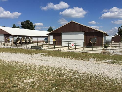 Pending Poultry Houses 156 Acres : Pine Knot : McCreary County : Kentucky
