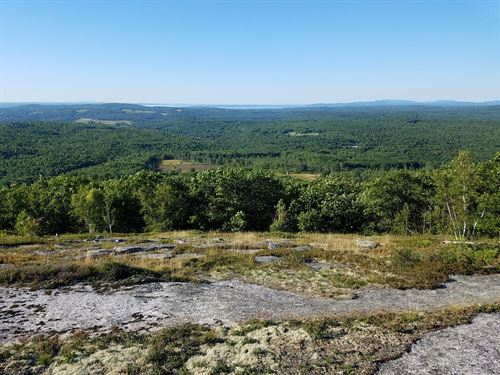 Maine Land For Sale in Frankfort : Frankfort : Waldo County : Maine