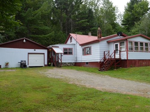 Country Home For Sale, Lee, Maine : Lee : Penobscot County : Maine