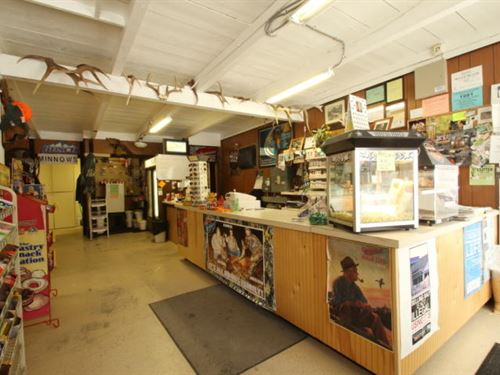 Business, Party Store Northern : Atlanta : Montmorency County : Michigan