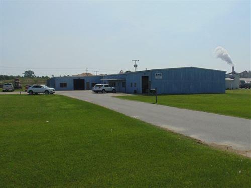 Commercial Opportunity Knocks : Ahoskie : Hertford County : North Carolina