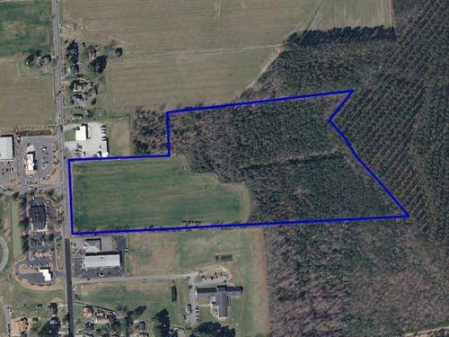 Farm Great Commercial : Ahoskie : Hertford County : North Carolina