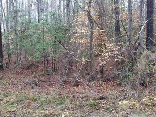 Residential Building Lot, Ahoskie : Ahoskie : Hertford County : North Carolina