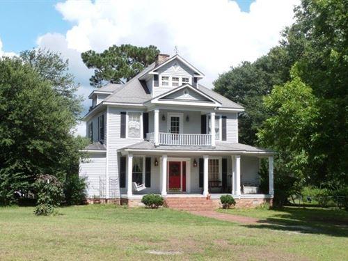Colonial Home & Farm, Albertson : Albertson : Duplin County : North Carolina