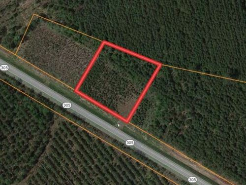 Residential Lot Bertie County, NC : Aulander : Bertie County : North Carolina