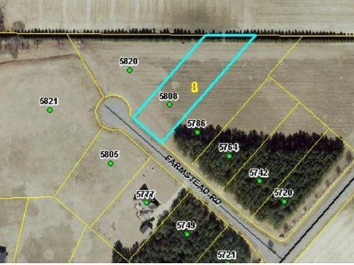 .92 Ac Residential Lot In Bailey Nc : Bailey : Nash County : North Carolina