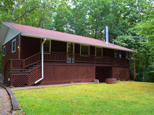 Perfect Mountain Retreat Situated : Ennice : Alleghany County : North Carolina
