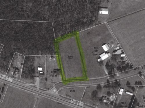 Building Lot Gates County, North : Gates : North Carolina